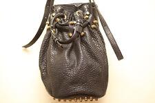 ALEXANDER WANG Diego textured-leather shoulder bag - RTP AU$1732 on Net-a-porter