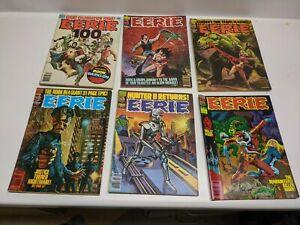 26-Warren Magazine Lot CREEPY & EERIE