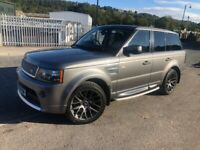Range Rover 5.0 Supercharged LPG