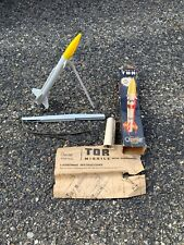 1960'S Quercetti Missile Tor Rocket In Box With Decals