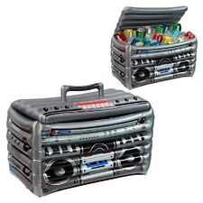1980's 80's Decade Theme Party INFLATABLE BOOMBOX DRINK COOLER