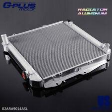 Aluminum Racing Radiator For TOYOTA PICKUP/4RUNNER V6 4WD 3.0L 88-95