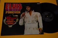 ELVIS PRESLEY 2LP FOREVER ORIG FRANCIA 1974 EX+ TOP AUDIOFILI GATEFOLD COVER