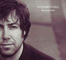 Retrospective [Digipak] by Peter Bruntnell (CD, May-2013, Blind Eye Music)