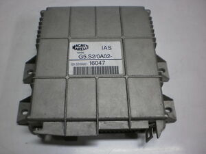 Boitier Magneti Marelli G5.S2 / OA02 16047 pour Citroen