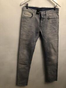 Dior Homme- Hedi Slimane- Mens Jeans- Pale Blue- Size 29 Pre Loved