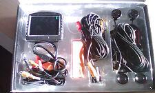 Kit sensori di parcheggio più monitor lcd