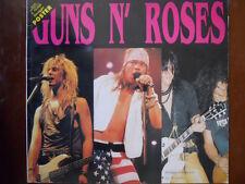 BOOK Guns N' Roses + Poster Editoriale Lo Vecchio 1995   [C81]