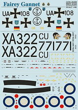 Print Scale 48-069 Decal for Fairey Gannet 1:48
