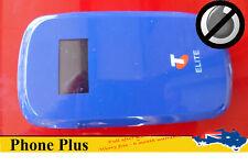 Unlocked ZTE MF60 3G Wifi Modem Telstra Optus Ant Port 21Mbps *NO* Vodafone Blue