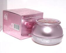 [Bergamo] Pure Snail Wrinkle Care Moisturizing Cream 50g/Age proof,hight lifting