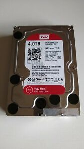 Disco Duro Interno Western Digital (WD40EFRX) Red 4TB 3,5 SataIII