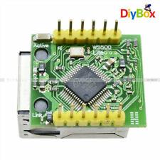USR-ES1 ENC28J60 W5500 Chip SPI to LAN/ Ethernet Converter TCP/IP Module