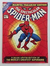 THE SPECTACULAR SPIDER-MAN, Marvel Treasury Edition #1, 1974, VF-NM, 9.2