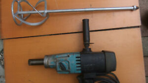 Collomix RGE 100-Rührgerät.Guter Zustand. Voll funktionsfähig.
