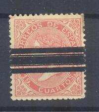 C.R EDIFIL Nº 90S_ BARRADO VALOR CATALOGO 50 EUROS