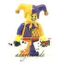 LEGO Collectable Mini Figure Series 12 Jester - 71007-9 COL187 R894