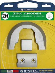OMC STRINGER Outboard Anode Kit Engine Marine Zinc Anodes *NEW*