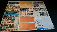 LOT 143 VINTAGE 1960s/70s RECORD LABEL LP INNER SLEEVES Polydor A&M Warner RCA