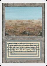 1x Srubland - LP - Revised - mtg magic cards