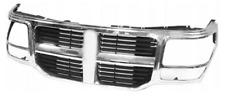 Calandre Calandre pour Dodge Nitro 2006-2012 Chrome