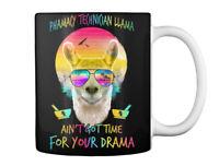 Llama Pharmacy Technician Gift Coffee Mug