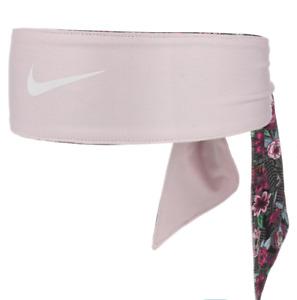 Nike JDI Women's Headband 3.0 Garden Floral Reversible DRI-FIT Tennis Head Tie