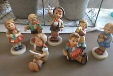 Lot of 7 Goebel Hummel Figurines