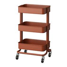 IKea Raskog Kitchen Cart Mobile Storage organizer New