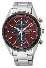 Seiko Gents MACCHINA SPORTIVA Solar Powered Watch SSC771P1