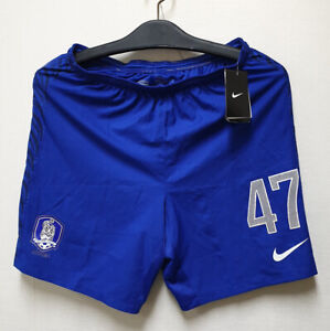 2012-13 South Korea Home shorts No.47 Player Issue 2014 WC Qualfying