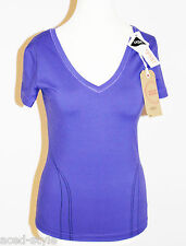 Esprit Sports Damen T-Shirt Gr. L / 40 lila fitness Shirt edry NEU