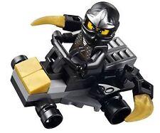 LEGO Ninjago 30087 Cole ninja zx new Sealed polybag