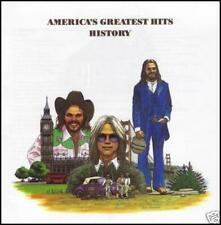 AMERICA - HISTORY CD ~ HORSE WITH NO NAME +++ GREATEST HITS~BEST OF ~ 70's *NEW*