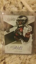 JOSH HUFF 2014 PANINI ABSOLUTE INK  RC AUTOGRAPH   #'RD 187/199 !!