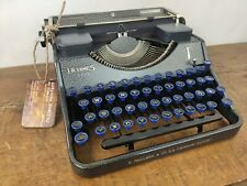 COLLECTIBLE BEAUTIFUL TYPEWRITER HERMES 2000  - NO RISK WITH SHIPPING