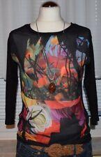 Zara S 3/4 Arm Damenblusen, - tops & -shirts