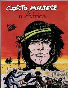 Corto Maltese in Africa     Hugo Pratt    1987