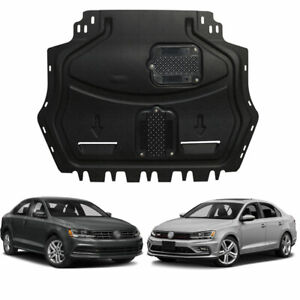 Front Engine Splash Shield Under Cover Mudguard Fits Volkswagen Jetta 2006-2018