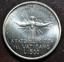 1978 Vatican 500 Livres Seat Vacant September