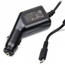 Wholsale Lot of 50 NEW OEM Original Blackberry Micro-USB Car Charger Plug