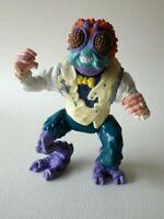 Figurine tortue ninja 1989 vintage playmates toys TMNT Baxter Stockman 14 cm