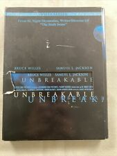 Unbreakable (Two-Disc Vista Series) - Dvd By Bruce Willis