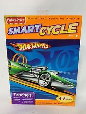 Fisher Price Hot Wheels Smart Cycle Game Cartridge - Brand New