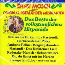 MUSIK-CD NEU/OVP - Ernst Mosch und seine Original Egerländer Musikanten