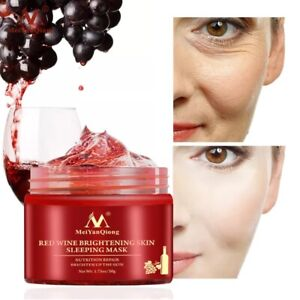 Skin Whitening Face Cream Day & Night with Glutathione Collagen Vitamins - 50ml