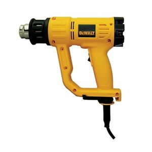 DEWALT D26411 1800W Professional Heat gun Corded Heat gun Replaces 240V