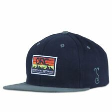 Grassroots snapback Fitted Flat Unisex Stash Hat GR3614