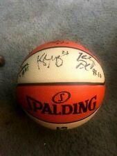 Las Vegas Aces 2019 Team Autographed WNBA Ball  COA