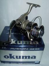 Carretes de spinning y bobina fija Okuma